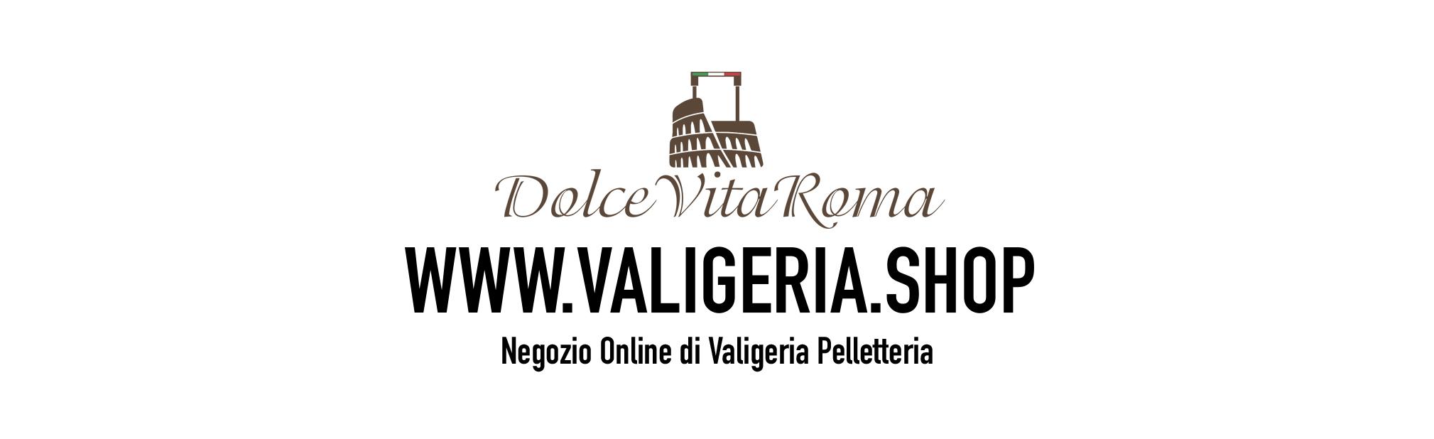 WWW.VALIGERIA.SHOP Negozio Online di Valigeria e Pelletteria