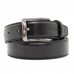 Cintura Pierre Cardin in vera pelle casual classica accorciabile Art.: 140202