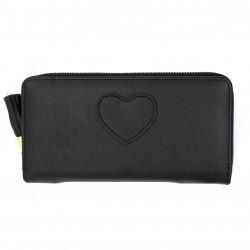 Portafoglio donna borsellino borsello porta carte porta documenti con cerniera BH-121
