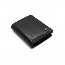 Portafoglio Mini a Libretto in Vera pelle Pierre Cardin con portamonete porta carte 1812