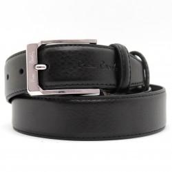 Cintura Pierre Cardin in  vera pelle casual classica accorciabile P5011