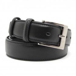 Cintura da uomo in vera pelle classica casual accorciabile