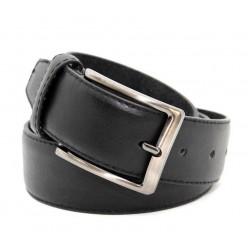 Cintura Cinta Uomo Donna in Vera Pelle Cuoio Casual Classica Accorciabile