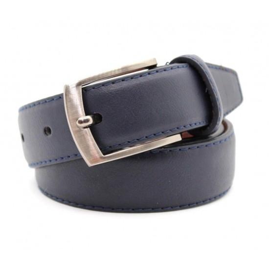 Cintura Classica 3 cm Cinta Uomo Donna in Vera Pelle Cuoio Accorciabile Cinture