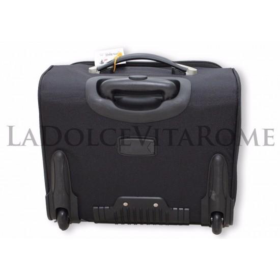 PILOTINA VALIGIA BAGAGLIO A MANO Business Con Tasca Pc  Bagagli a Mano